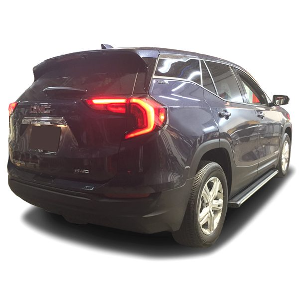 2018-2020 Buick Enclave R66 Running Boards with Integrated ...