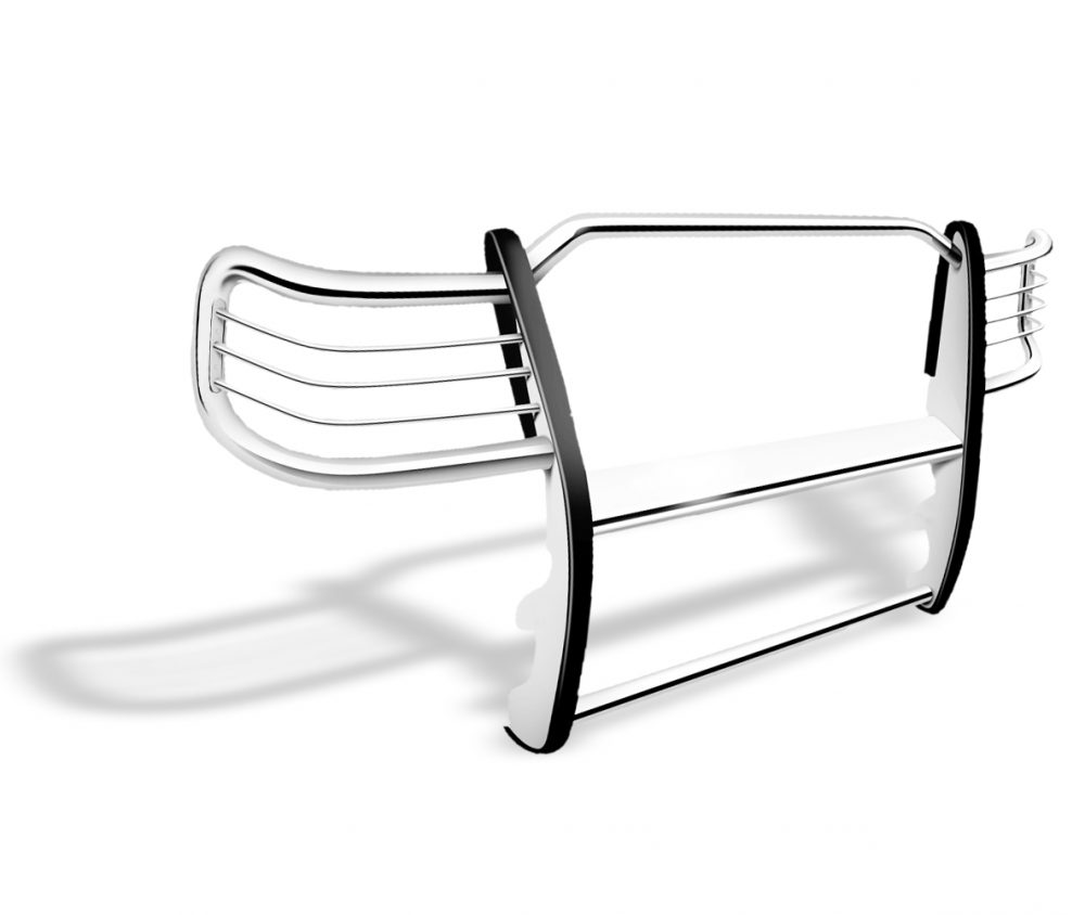 GRILLE GUARD STAINLESS STEEL