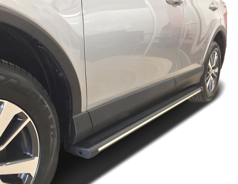 2019-2020 Subaru Ascent R66 Running Boards with Integrated ...