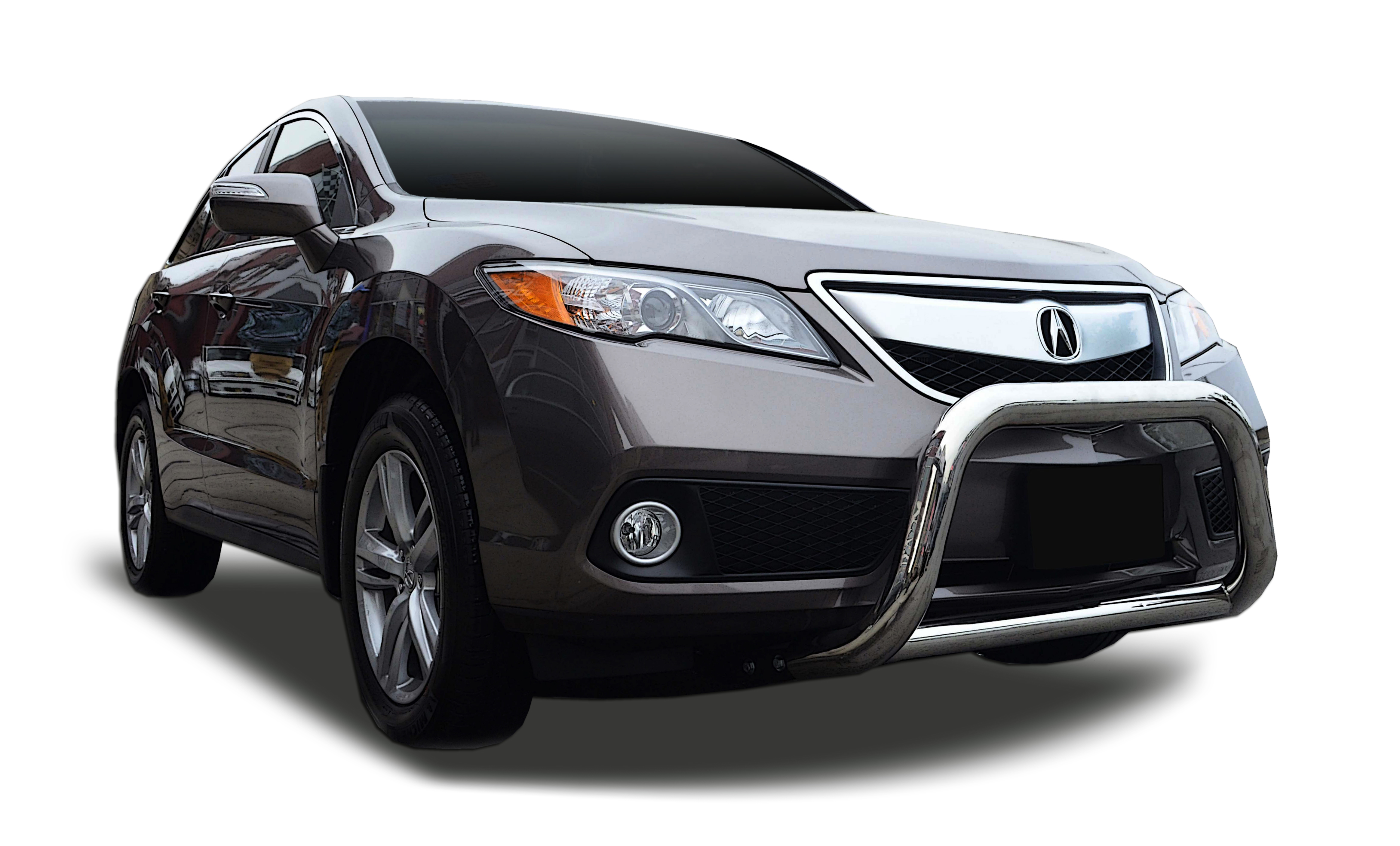 2013 2016 Acura Rdx 2 5 A Bar Nudge Bar In Stainless Steel Idfr Automotive