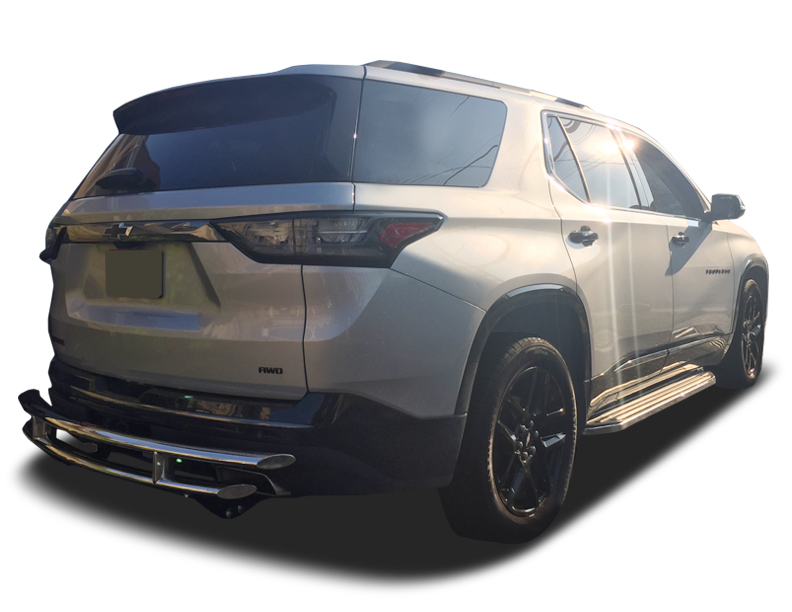 2018-2020 Chevrolet Traverse EZ R11 Running Boards – IDFR ...