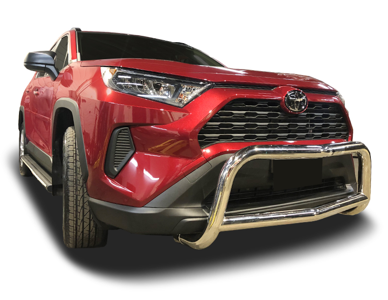 2019-2021 Toyota RAV4 R66 Running Boards with Integrated ...