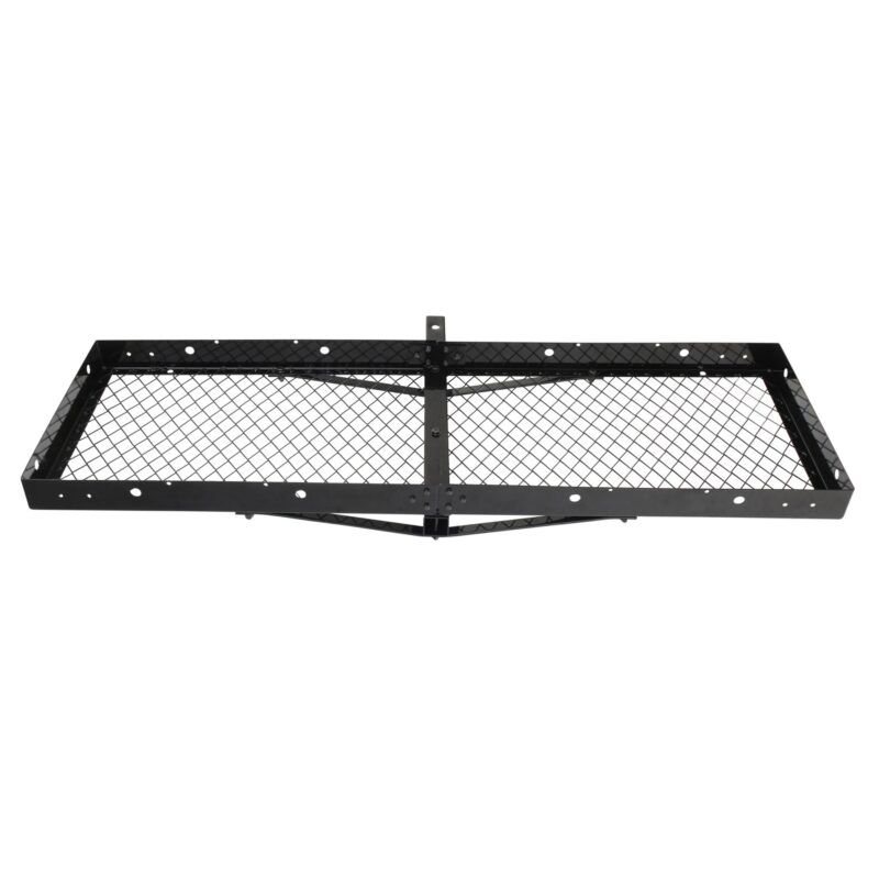 Smittybilt RECEIVER RACK - 20 in. X 60 in. - 500 LB RATING - FITS 2 in. RECEIVERS UNIVERSAL 7700