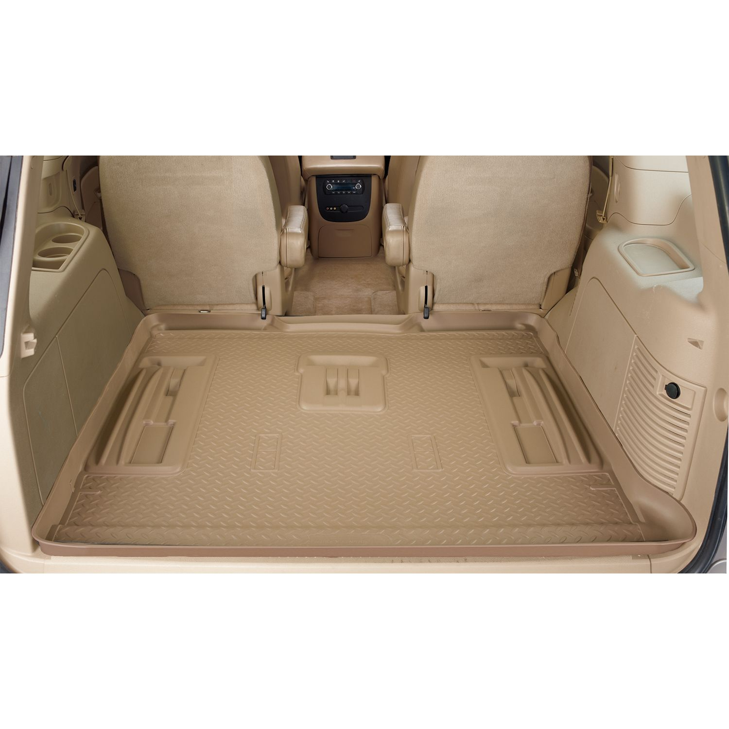 Cargo Liner Behind 3rd Seat 2