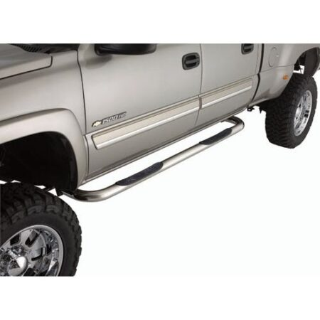 Smittybilt SURE STEPS - 3 in. SIDE BAR - STAINLESS STEEL CHEVY/GMC, 00-18, SUBURBAN/YUKON XL/ AVALANCHE 1500 CN1190-S4S